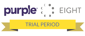 Best Trial Period: Purple and Eight Sleep
